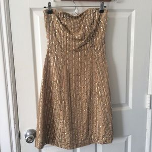 Vintage Tracy Reese Cocktail Dress